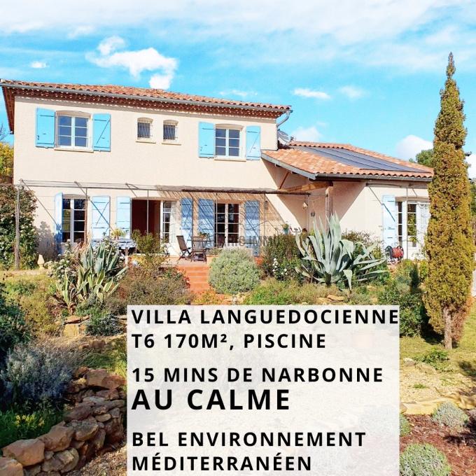 Offres de vente Villa Saint-André-de-Roquelongue (11200)