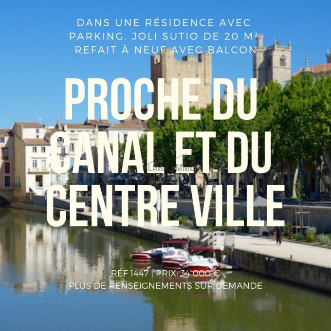 Offres de vente Studio Narbonne (11100)