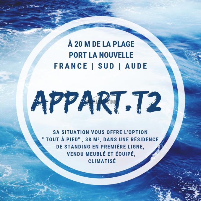 Offres de vente Appartement Port-la-Nouvelle (11210)