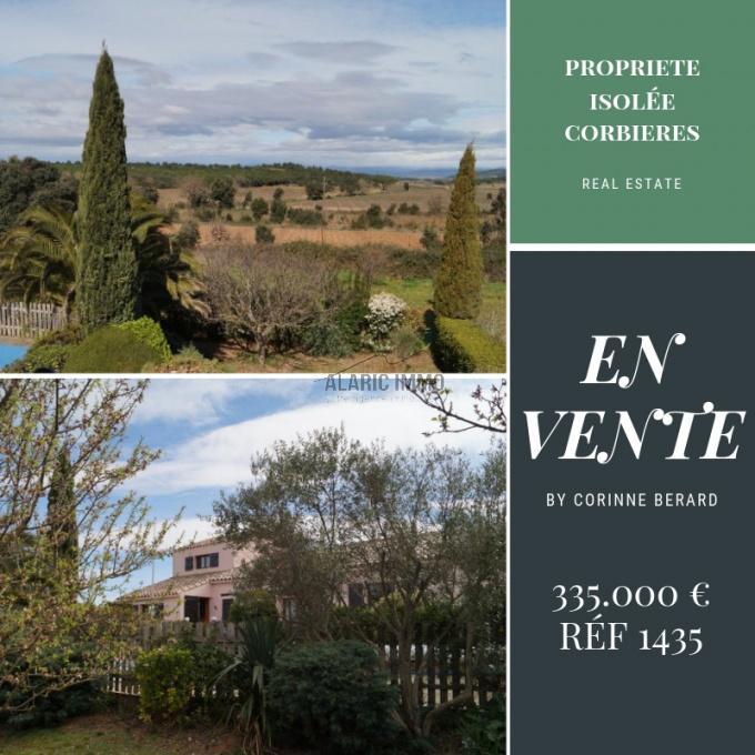 Offres de vente Maison Bizanet (11200)