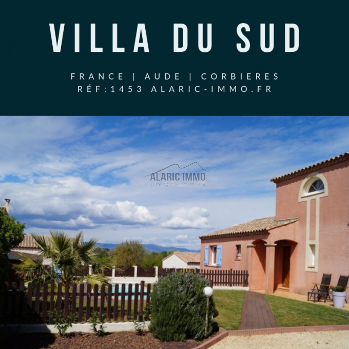 Offres de vente Villa Capendu (11700)