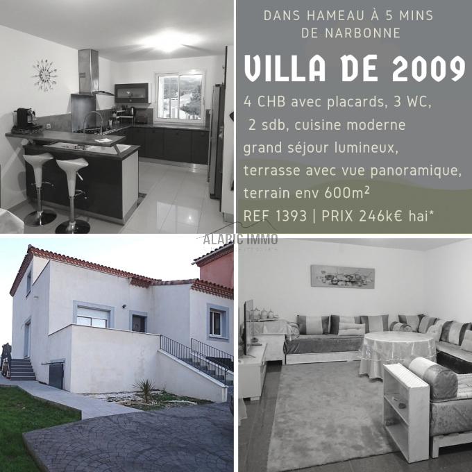 Offres de vente Villa Bages (11100)
