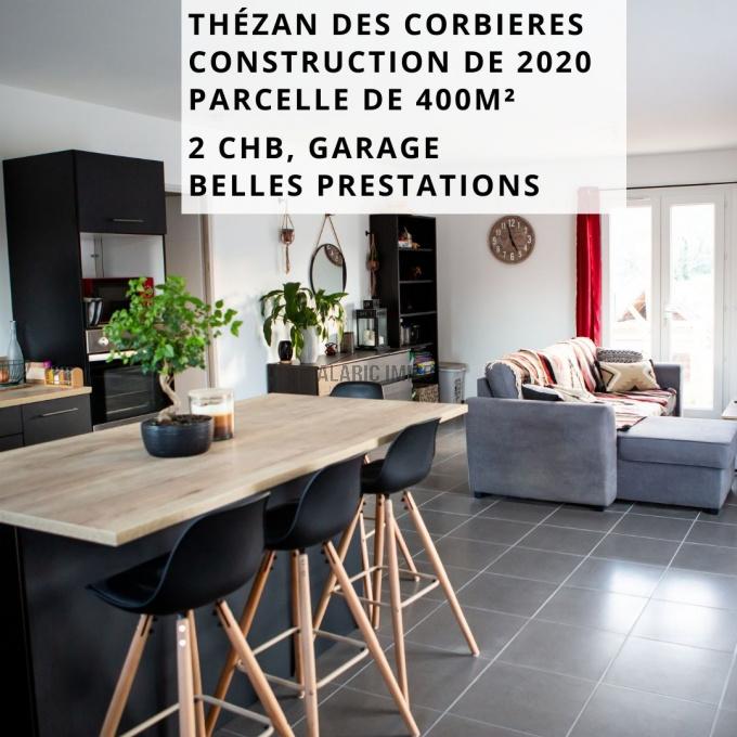 Offres de vente Villa Thézan-des-Corbières (11200)