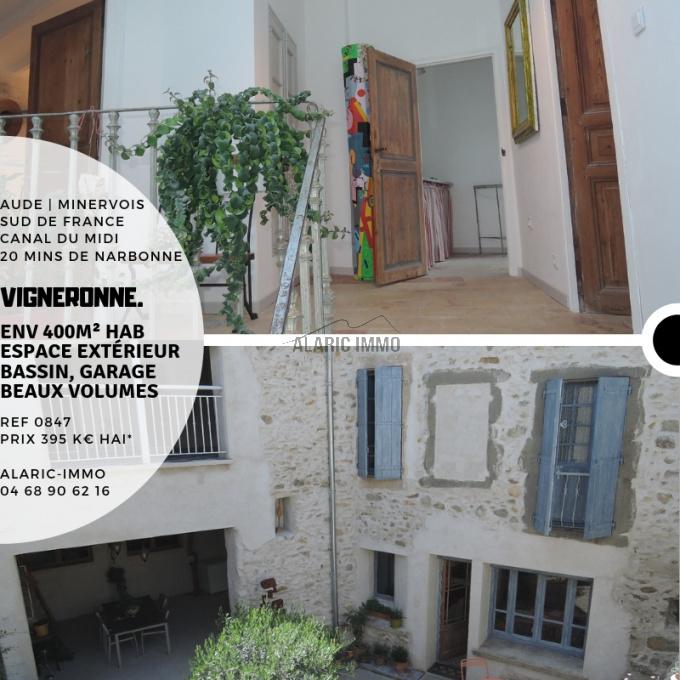 Offres de vente Maison Argens-Minervois (11200)